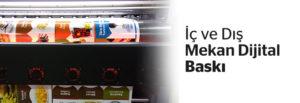 Dijital Baskı Makinesi Banner