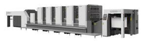Komori G40 Huv Matbaa Baskı Makinesi